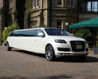 Limo Hire in East Midlands