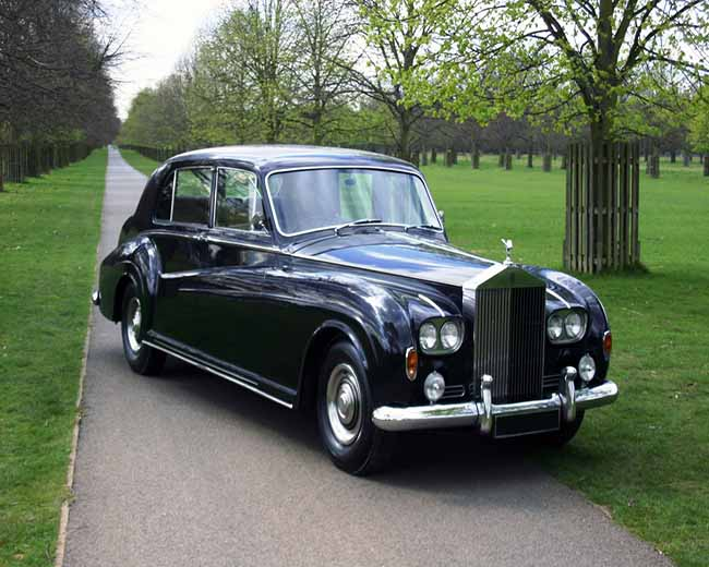 1963 Rolls Royce Phantom