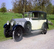 1929 Rolls Royce Phantom Sedanca in UK