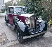 1937 Rolls Royce Phantom in Frome