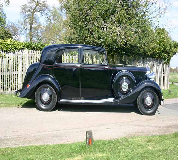 1939 Rolls Royce Silver Wraith in East Midlands