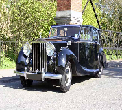 1952 Rolls Royce Silver Wraith in Tower Hamlets