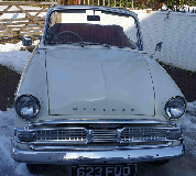 1960 Hillman Minx Series 3B Convertible in Prestwich