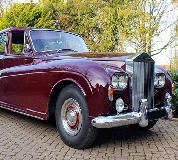 1960 Rolls Royce Phantom in Prestwich