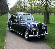 1963 Rolls Royce Phantom in North Wales