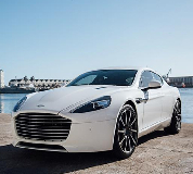 Aston Martin Rapide Hire in North London
