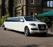 Audi Q7 Limo in Dumfries