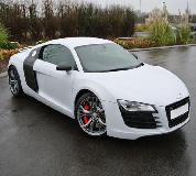 Audi R8 Hire in South Wales