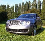 Bentley Continental GT Hire in North London