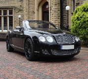 Bentley Continental Hire in Padstow