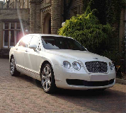 Bentley Flying Spur Hire in Manchester