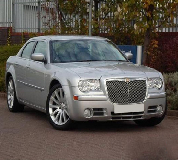 Chrysler 300C Baby Bentley Hire in Leeds, Bradford and Yorkshire