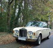 Duchess - Rolls Royce Silver Shadow Hire in Frome