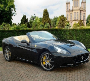 Ferrari California Hire in Glasgow