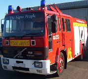Fire Engine Hire in Heathrow