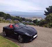 Jaguar F Type Hire in Dumfries