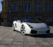 Lamborghini Gallardo Hire in East Anglia