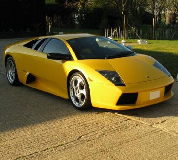 Lamborghini Murcielago Hire in East Midlands