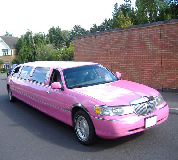 Lincoln Towncar Limos in Middlesex