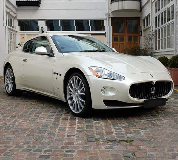 Maserati Granturismo Hire in South Coast