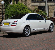 Mercedes S Class Hire in Leigh
