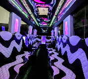 Party Bus Hire (all) in North London