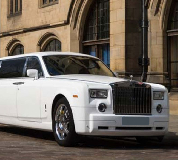 Rolls Royce Phantom Limo in Newcastle