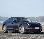 Porsche Panamera Hire in UK