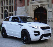 Range Rover Evoque Hire in Manchester