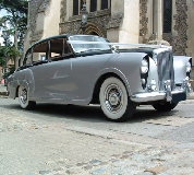 Silver Lady - Bentley Hire in East Anglia