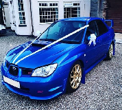 Subaru Impreza in Port Talbot