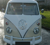 VW Campervan Hire in North Wales